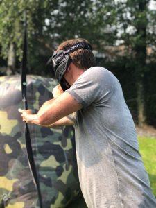 Archery tag spelen