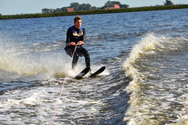 zeilkamp waterskiën