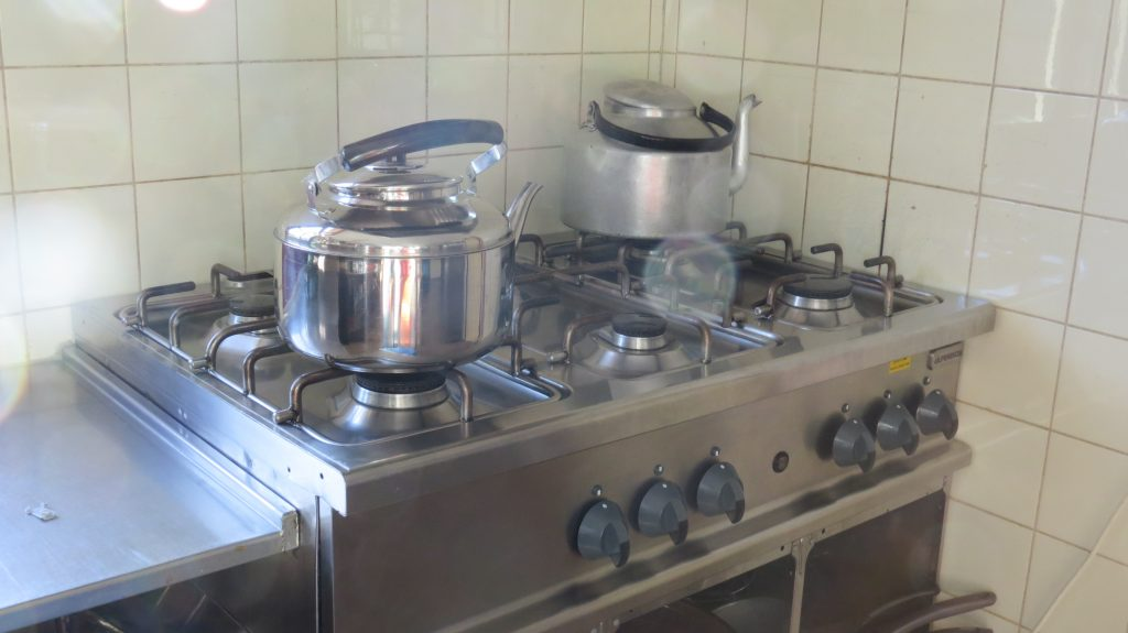Keuken accommodatie Friesland