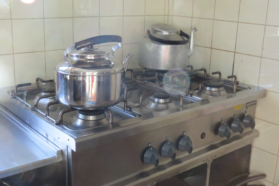 Keuken accommodatie Friesland