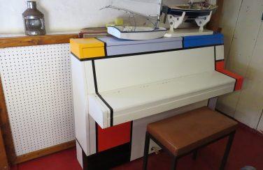 Deze gezellige piano maakt het helemaal