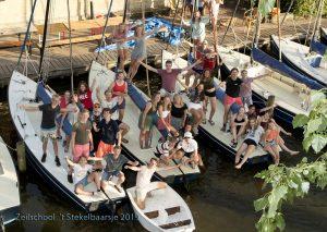 Zeilvakantie zeilen Friesland