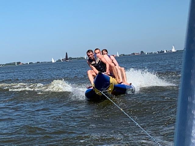 Banaan varen groepsarrangement Friesland